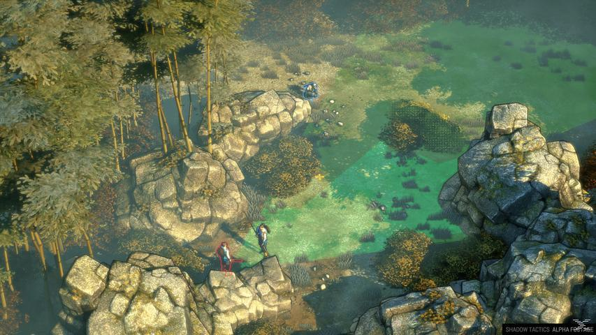 Shadow Tactics: Blades of the Shogun - PC