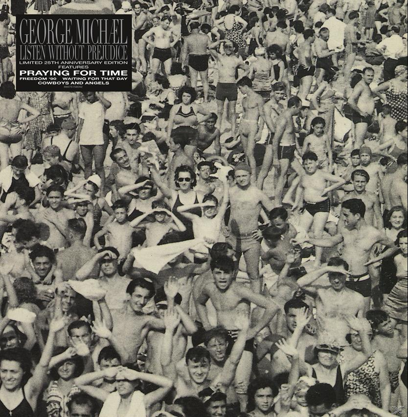 LISTEN WITHOUT PREJUDICE 25 (3CD+DVD)