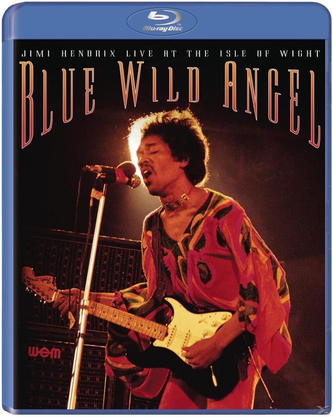 BLUE WILD ANGEL (BLU RAY)