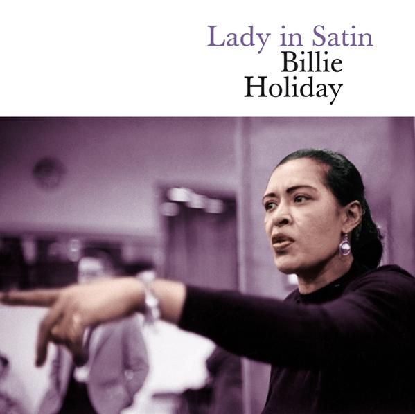 LADY IN SATIN (LP CLRD)