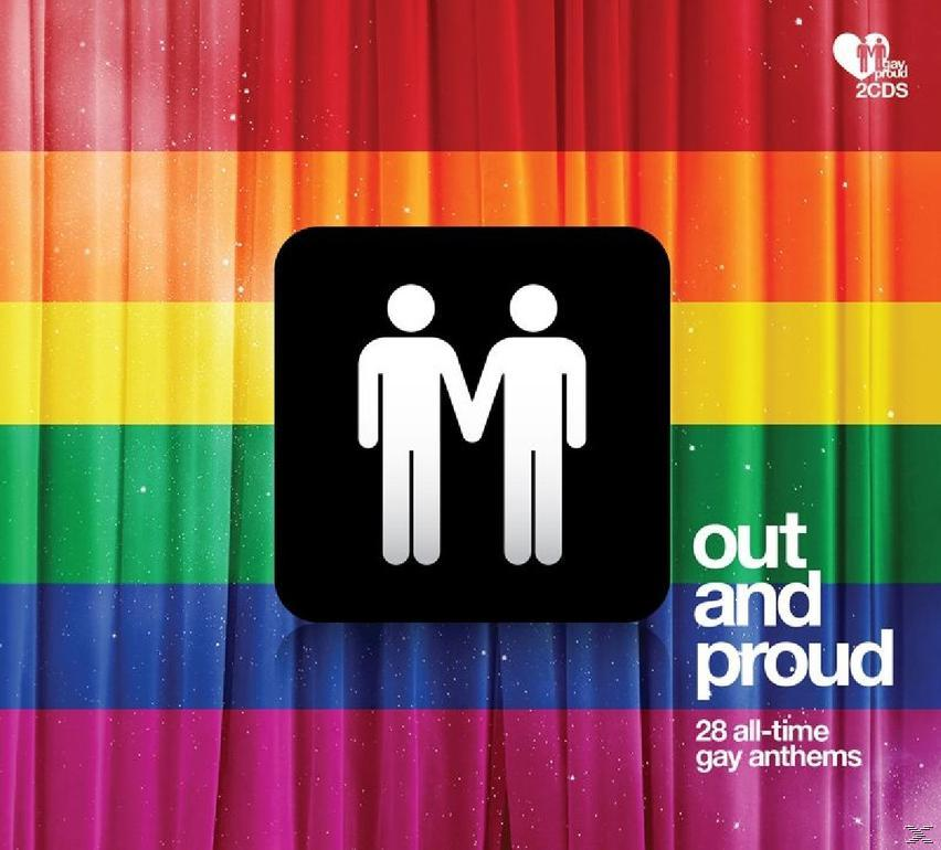 OUT AND PROUD (2CD)