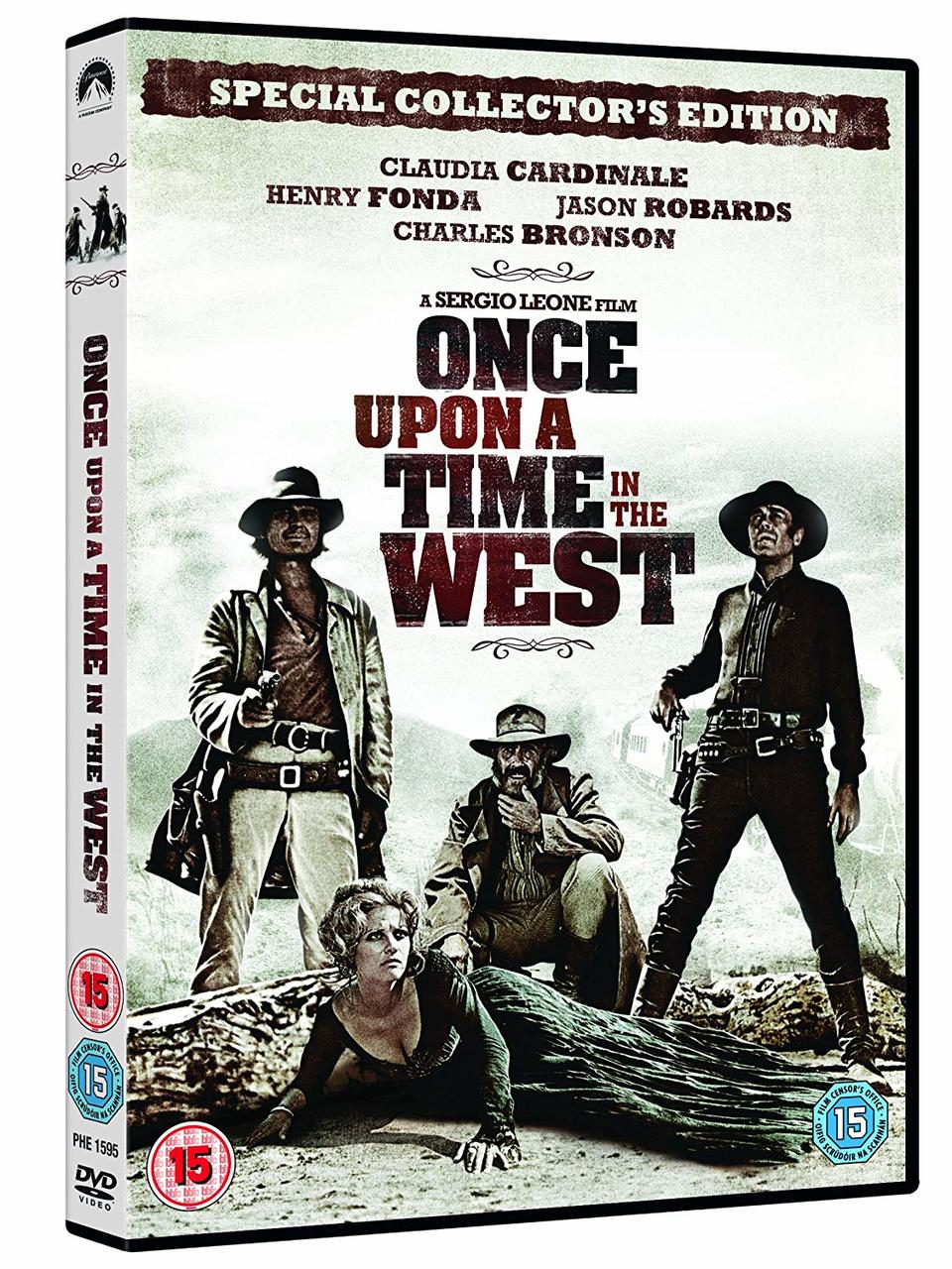ONCE UPON A TIME IN THE WEST 2011 (2DVD)