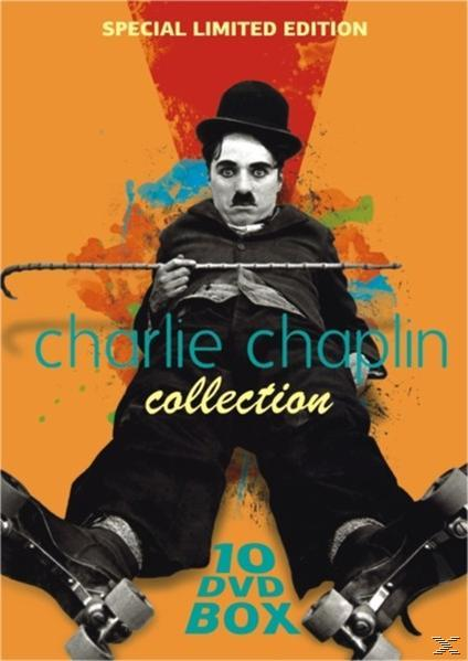 Charlie Chaplin: The Collection (10 DVD)