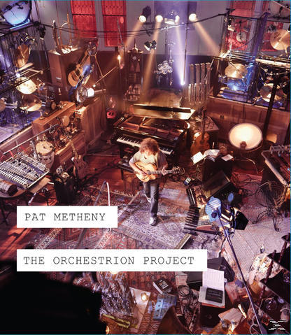 ORCHESTRION PROJECT (DVD)