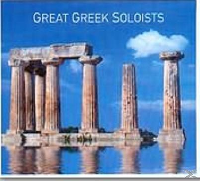 GREAT GREEK SOLOISTS