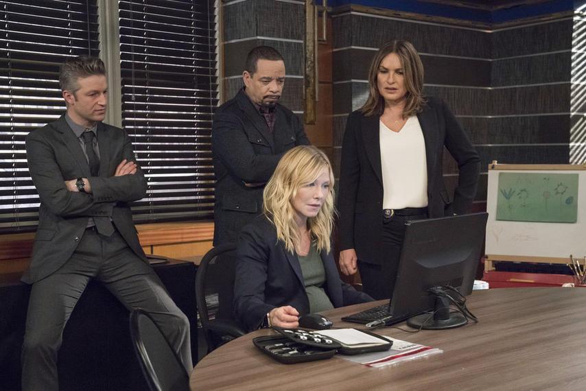 Law & Order: Special Victims Unit Seizoen 20 - DVD