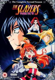 Slayers Next : The Collection DVD-Box