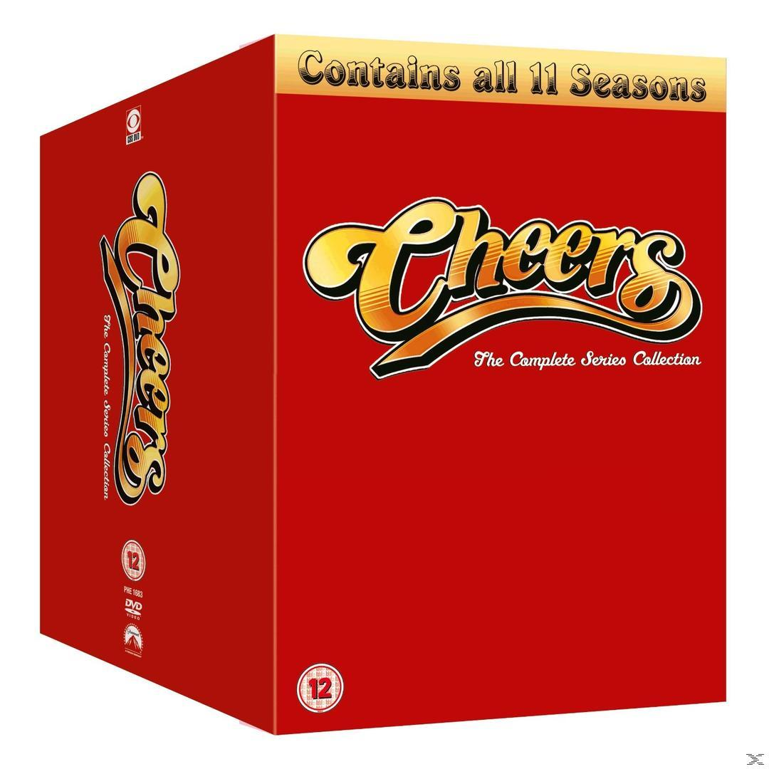 Cheers Season 1 - The Complete First Season