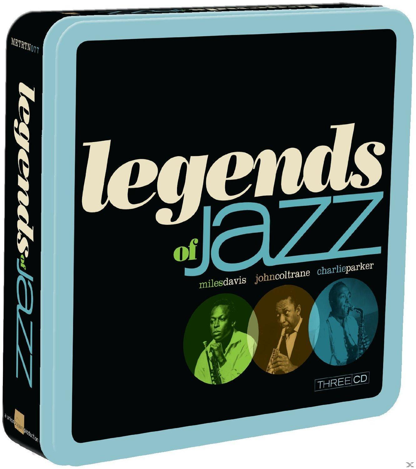 LEGENDS OF JAZZ (3CD)