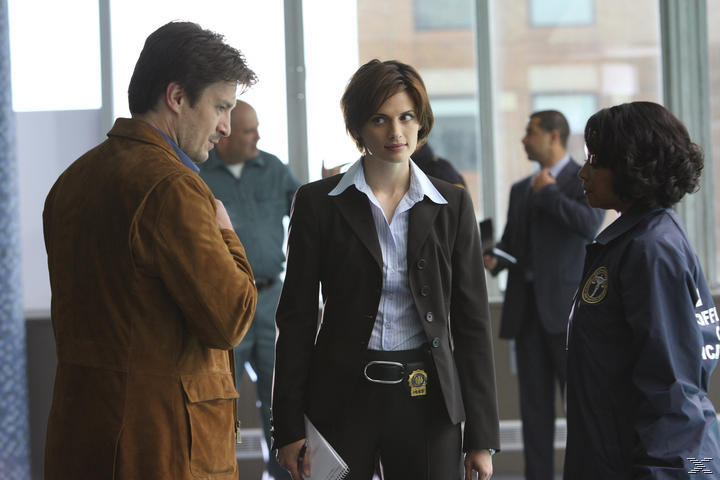 Castle Saison 1 DVD