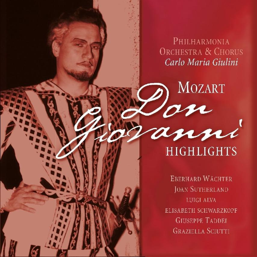 DON GIOVANNI (HIGHLIGHTS) (LP)