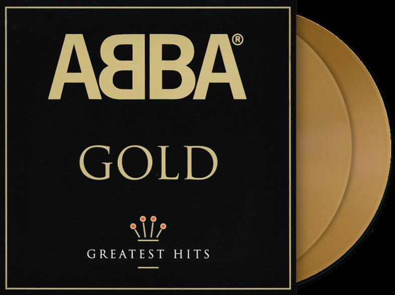 GOLD (COLOURED 2LP)