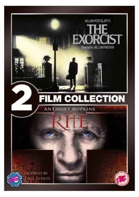 EXORCIST/THE RITE (2DVD)