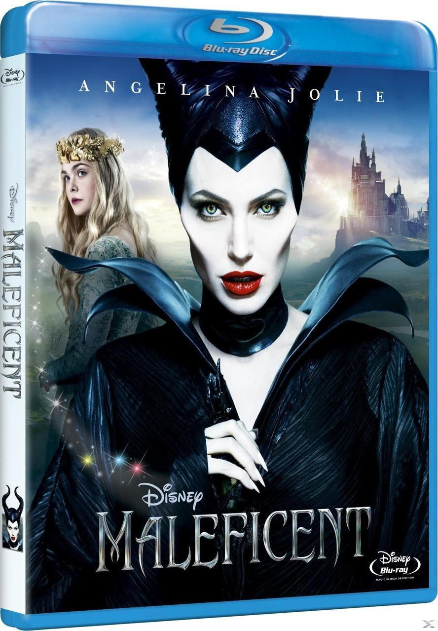 MALEFICENT  [BLU RAY]