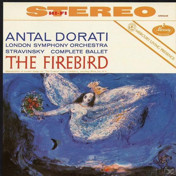 STRAVINSKY THE FIREBIRD (LP)