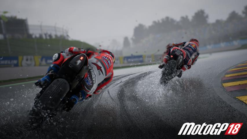 MotoGP 2018 - Nintendo Switch