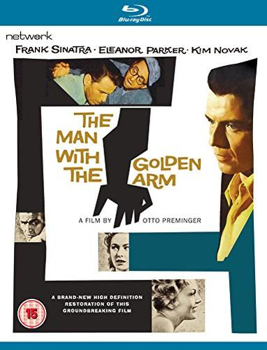 MAN WITH THE GOLDEN ARM (BLURAY)