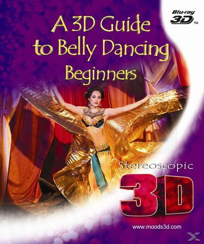 GUIDE TO BELLY DANCING 3D [BLU RAY]