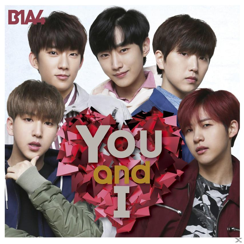 YOU AND I (CD+DVD/LTD)