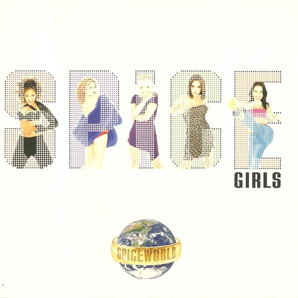 SPICE WORLD (LP)