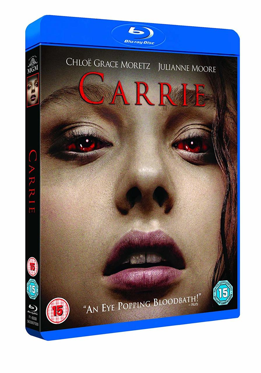 CARRIE (BLURAY)