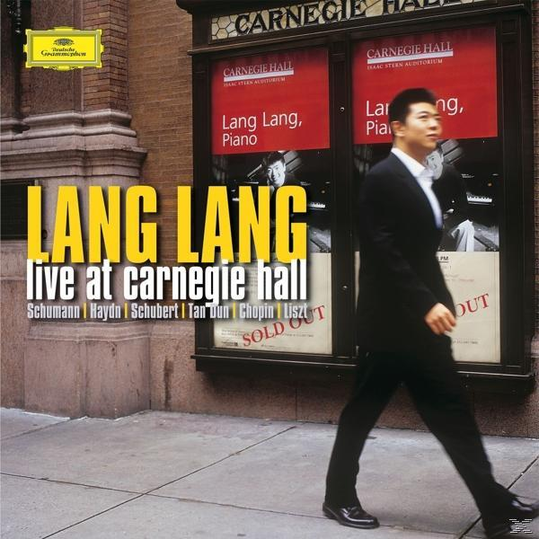 LIVE AT THE CARNEGIE HALL (LP)