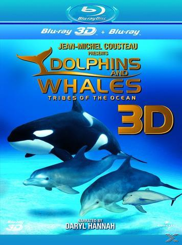 Jean-Michel Cousteau Presents Dolphins and Whales 3D - Tribes of the Ocean