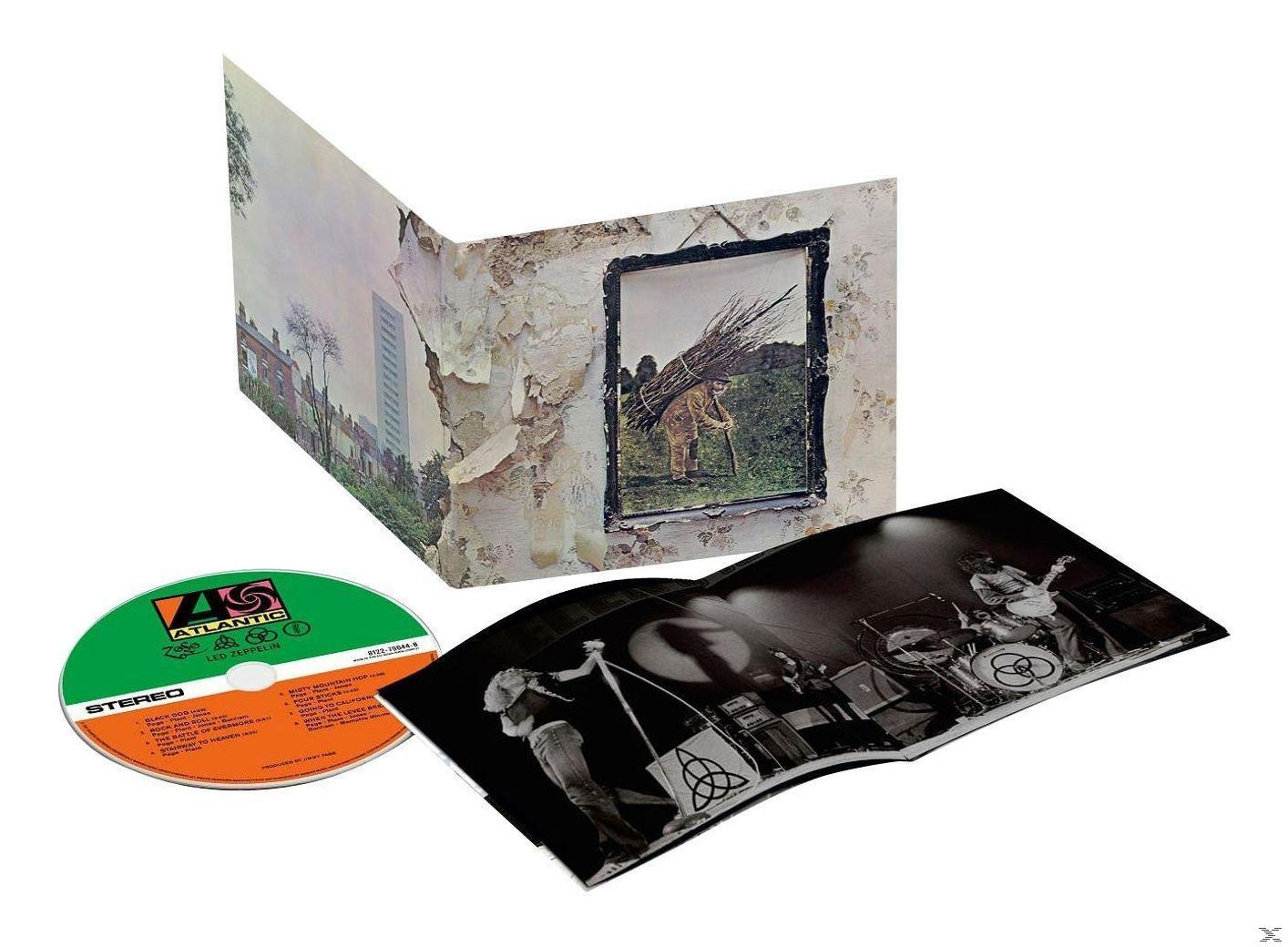 LED ZEPPELIN IV (CD REM)