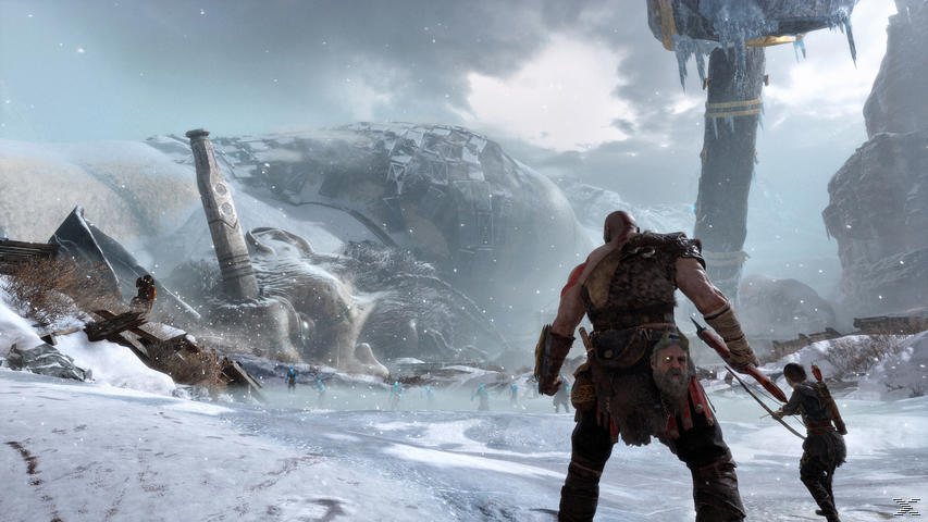 God of War - Day One Edition - PlayStation 4