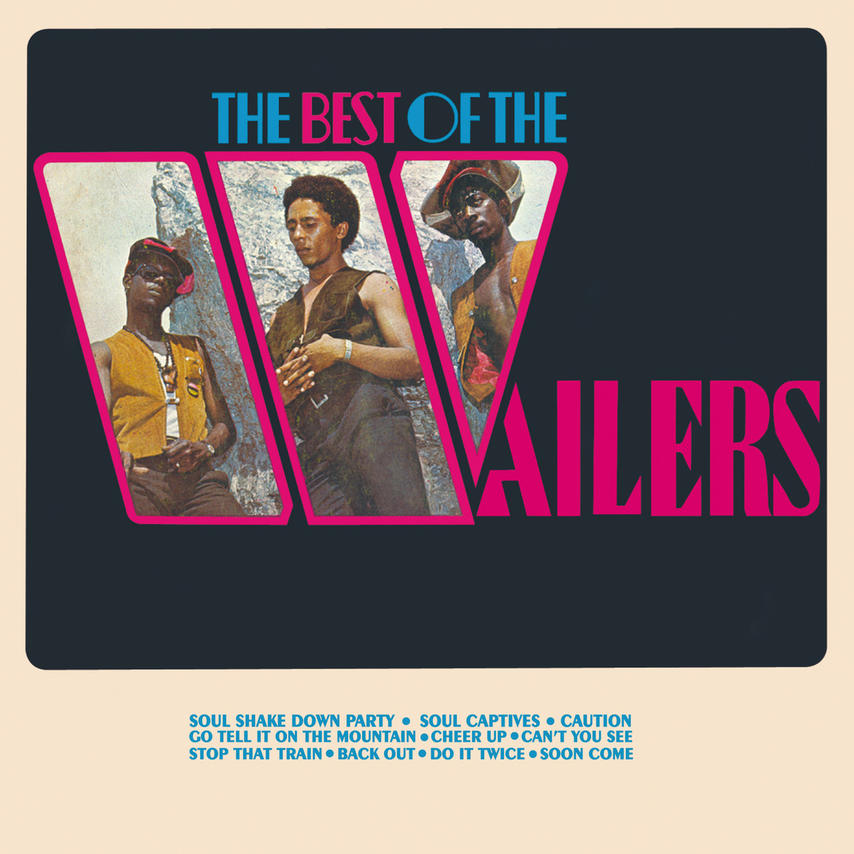 BEST OF THE WAILERS (LP)