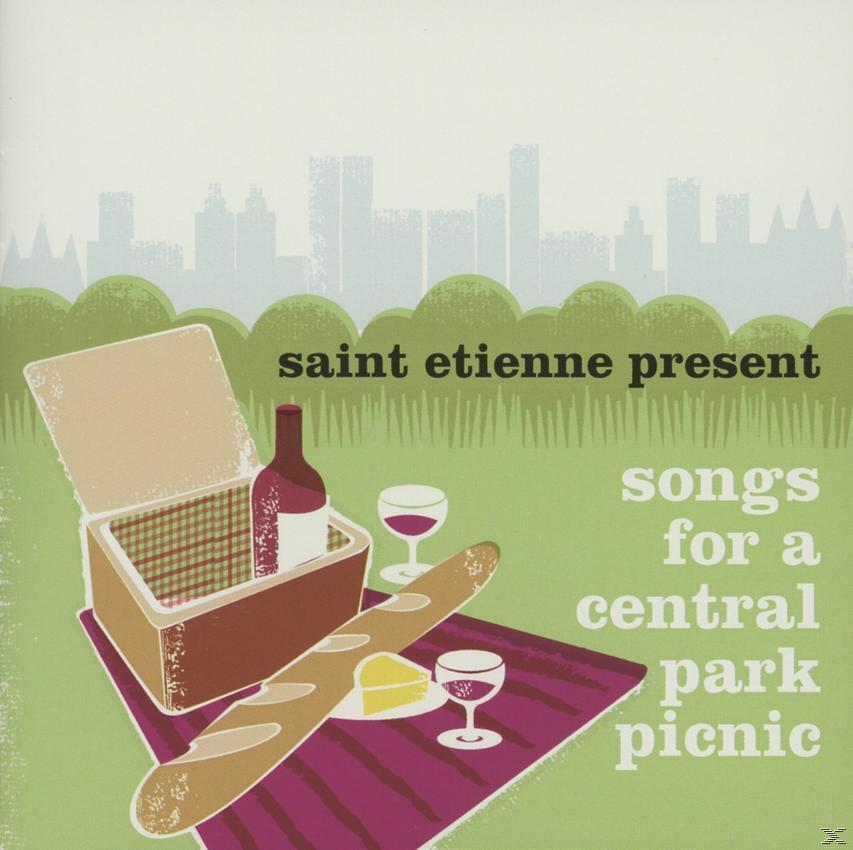 Songs For A Central Park Picnic