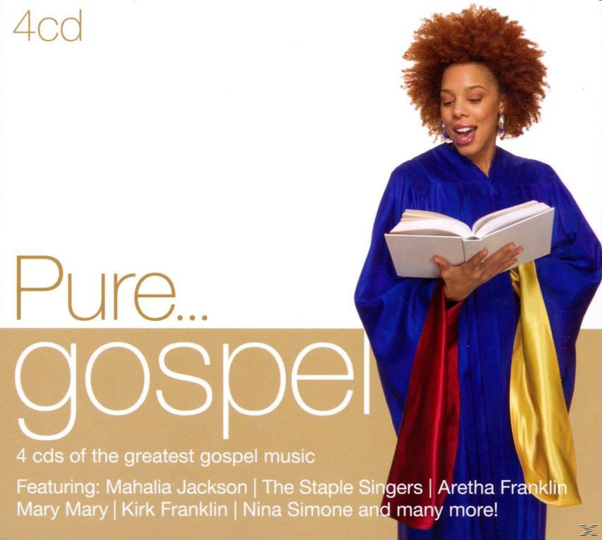 PURE... GOSPEL (4CD)