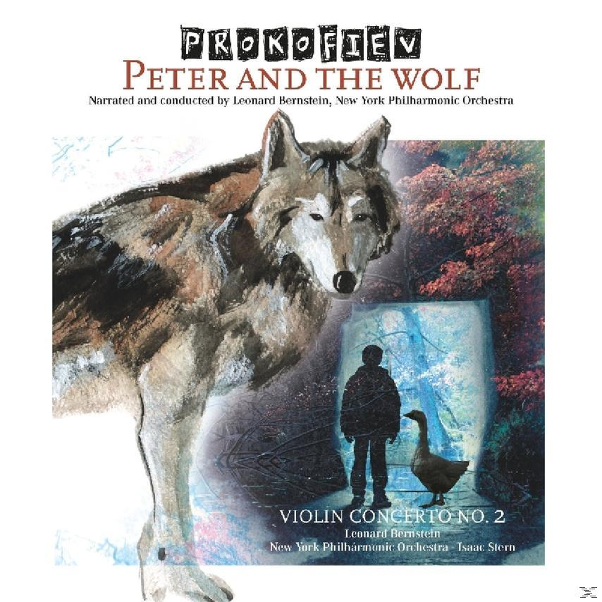 PETER AND THE WOLF (LP)