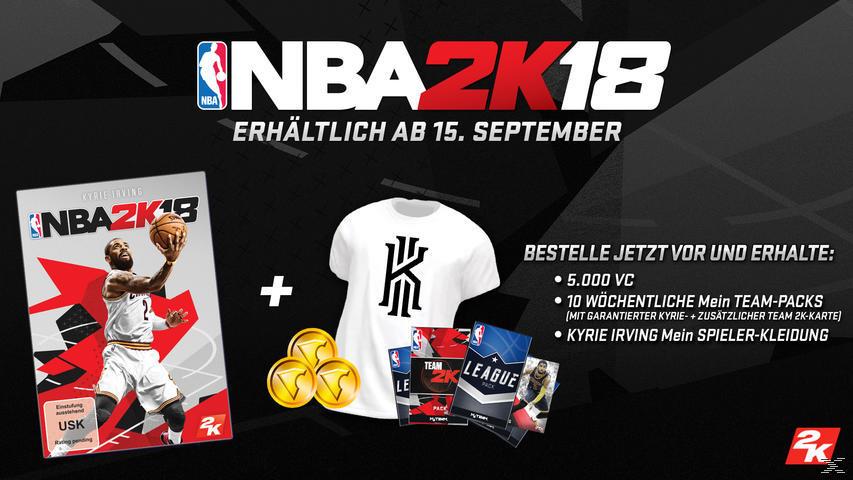 NBA 2K18 - Standard Edition - Xbox One
