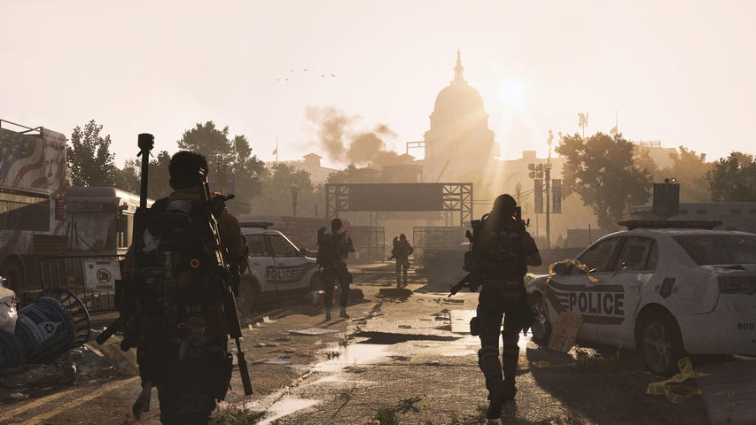 TOM CLANCYS THE DIVISION 2 - PlayStation 4