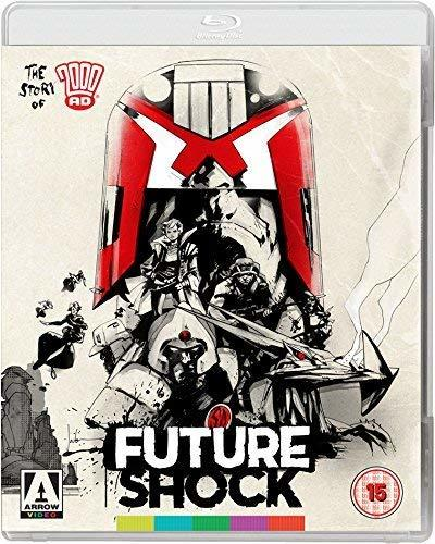 FUTURESHOCK! STORY OF 2000AD (BLURAY)