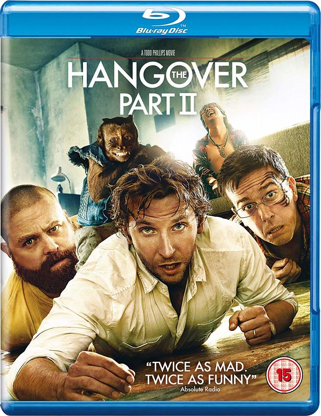 HANGOVER 2 (BLURAY)