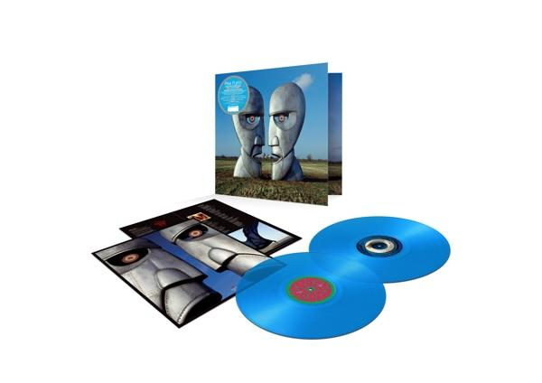 DIVISION BELL (2LP LIMITED BLUE)