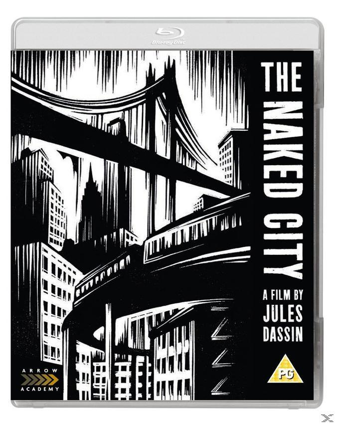 NAKED CITY THE (BLU RAY)