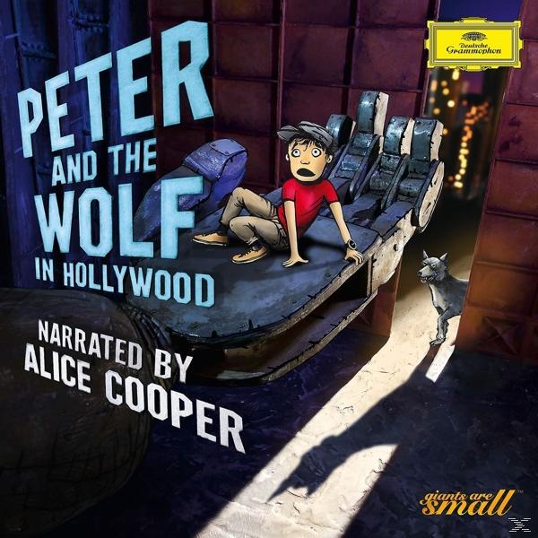 PETER AND THE WOLF IN HOLL