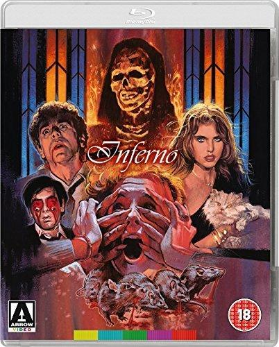 INFERNO (BLURAY)