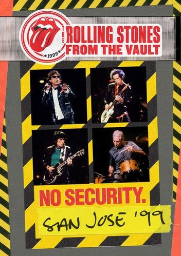 FROM THE VAULT: NO SECURITY (DVD)