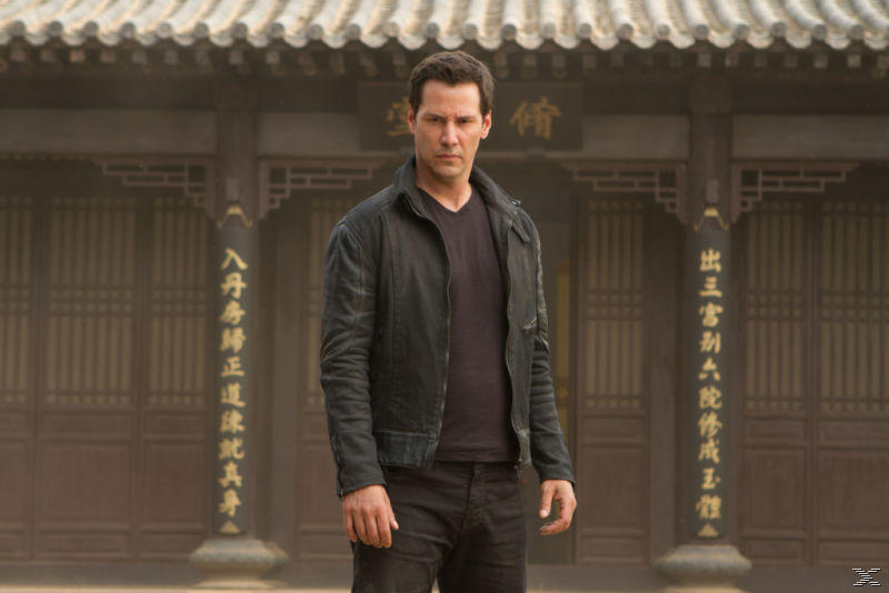 Man of Tai Chi - (Blu-ray)