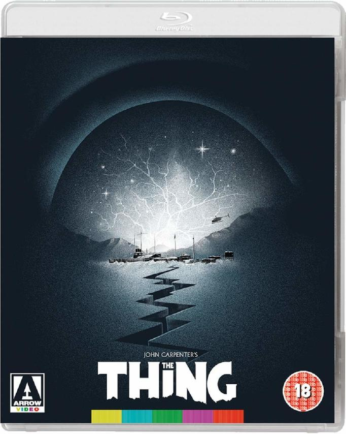 THING, THE (BLURAY)