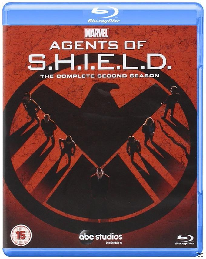 AGENTS OF SHIELD S2 (BLU RAY)