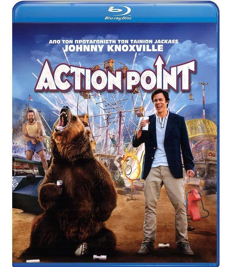 ACTION POINT (BLURAY)