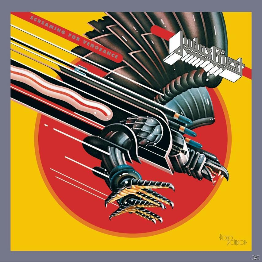 SCREAMING FOR VENGEANCE (LP)