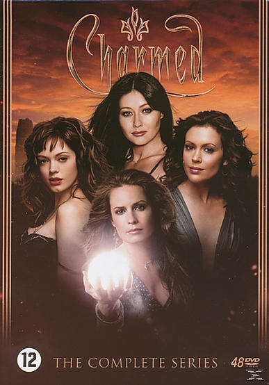 CHARMED COMPLETE SERIES (48 DVD)