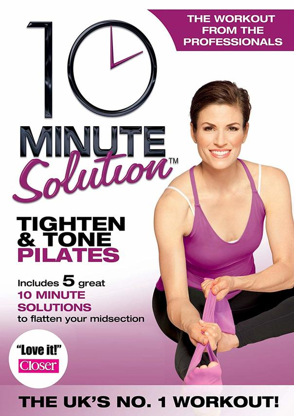 10 MIN SOLUTION TIGHTEN AND TONE