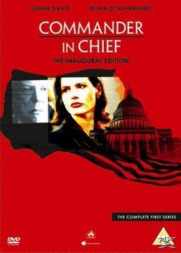 Commander In Chief - Series 1 DVD-Box